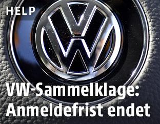 VW-Zeichen