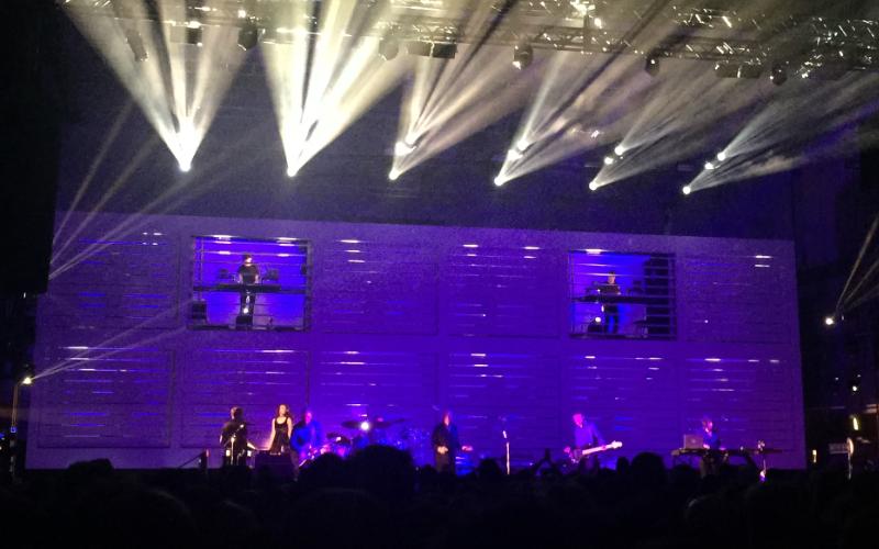 Bilder New Order Konzert Wien