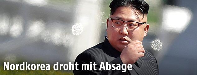 Der nordkoreranische Machthaber Kim Jong Un