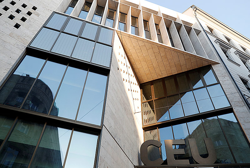 Soros-Universität in Budapest