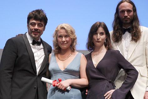 Eva Melander, Nina Bisgaard und Benicio Del Toro