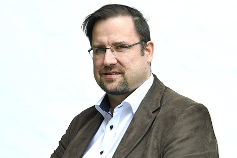 Der neue FPÖ-Generalsekretär Christian Hafenecker