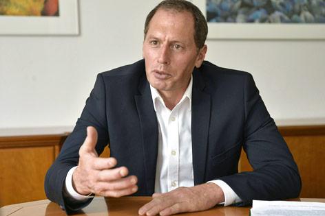 Landwirtschaftskammer-Präsident Josef Moosbrugger