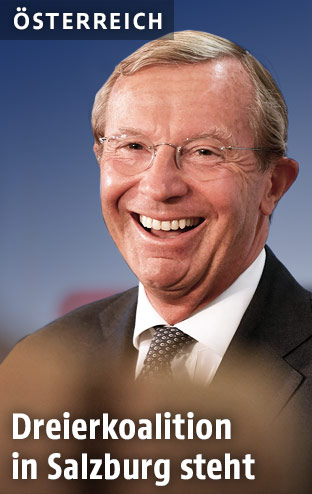 ÖVP-Kandidat Wilfried Haslauer