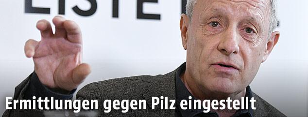 Liste-Pilz-Gründer Peter Pilz