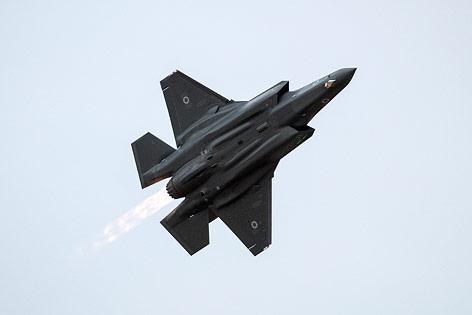 F35 Kampfjet