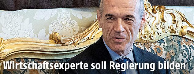 Italienischer Wirtschaftsexperte Carlo Cottarelli