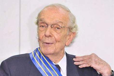 brasilianische Journalist Alberto Dines