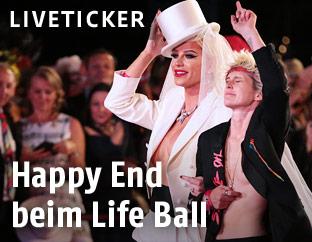 Eindrücke vom Life Ball in Wien