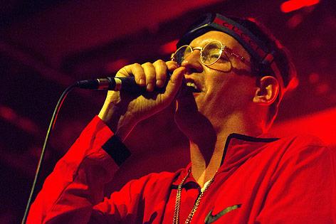 "Rapper ""Money Boy"""