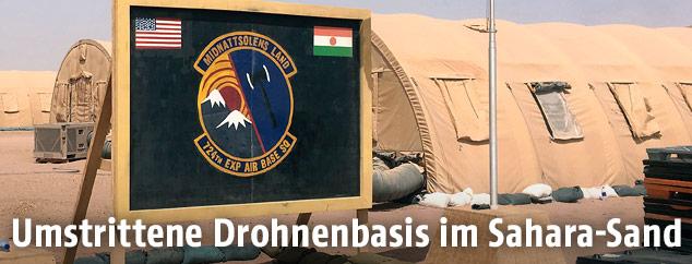 US-Drohnenbasis in Niger