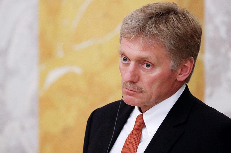 Kreml-Sprecher Dmitry Peskov