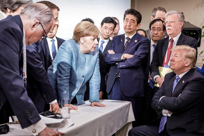 Eindrücke vom G7-Gipfel
