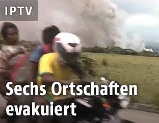 Vulkanausbruch
