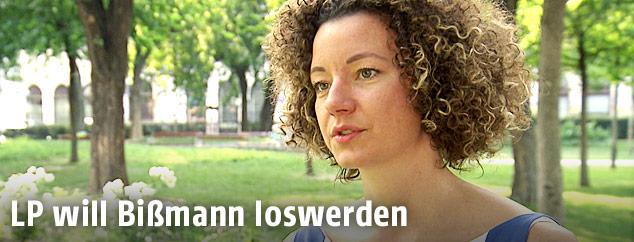Liste-Pilz-Abgeordnete Martha Bißmann
