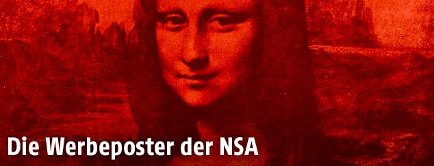 NSA-Poster aus der Zeit des Kalten Krieges