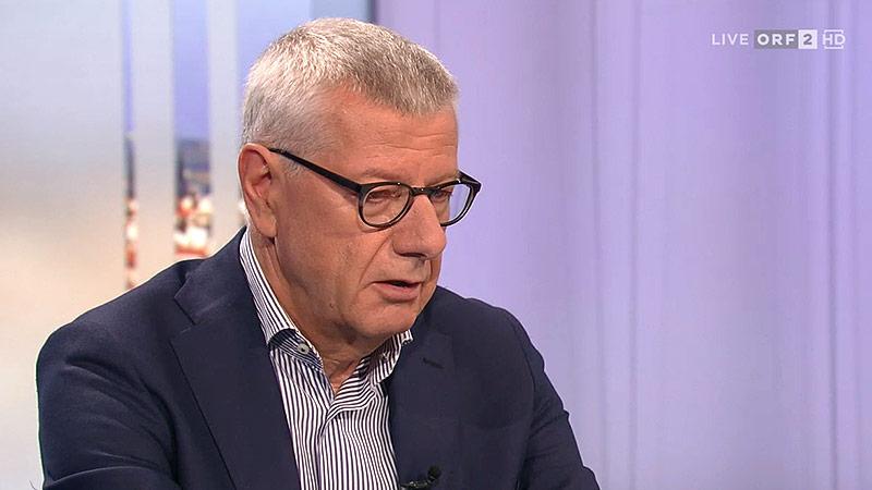 Klubobmann der Liste Pilz, Bruno Rossmann