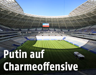 World Cup Stadion in Samara (Russland)