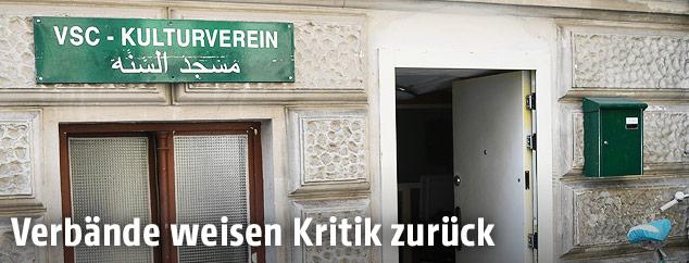 As-Sunnah-Moschee (VSC-Kulturverein) in Wien-Mariahilf