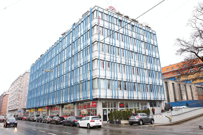 ATIB-Zentrale in Wien