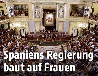 Spanisches Parlament