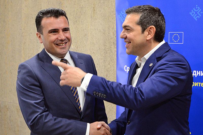 Namensstreit beigelegt: Griechenland verkündet Kompromiss