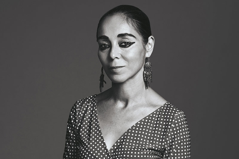 Regisseurin Shirin Neshat