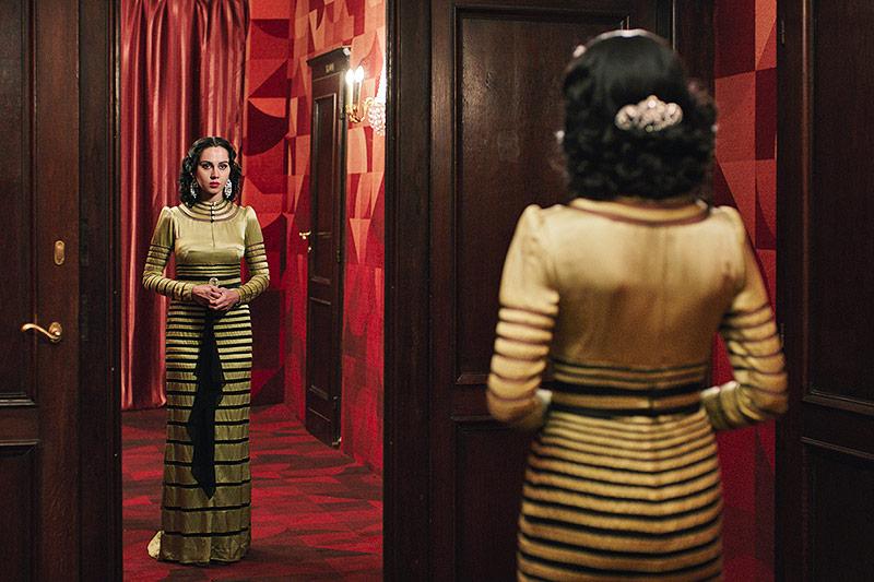 "Yasmin Raeis in ""Oum Kulthum"""