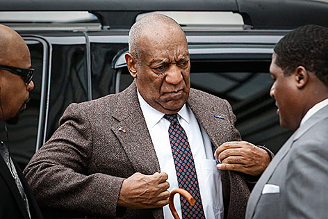 Enertainer Bill Cosby