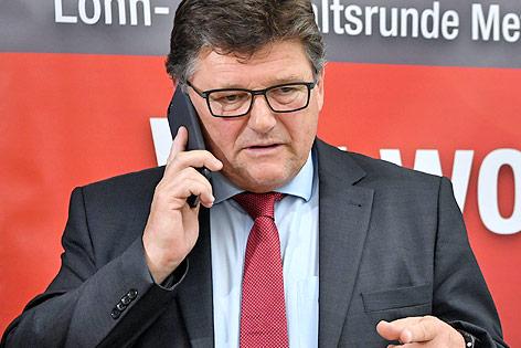 Der designierte FSG-Vorsitzende Rainer Wimmer