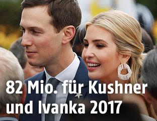Ivanka Trump und Ehemann Jared Kushner