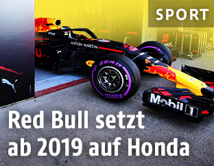 Red-Bull-Bolide aus der Box