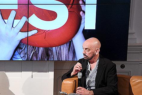 Festwochen-Intendant  Tomas Zierhofer-Kin
