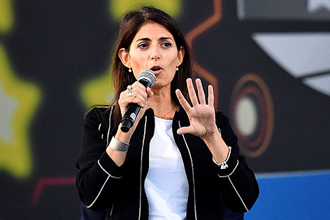 Turiner Bürgermeisterin Chiara Appendino