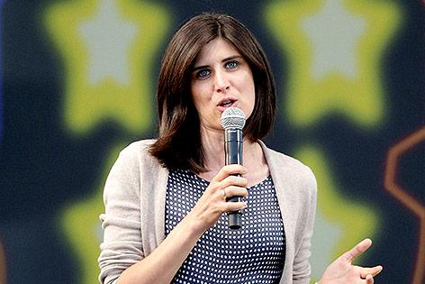 Bürgermeisterin Turin