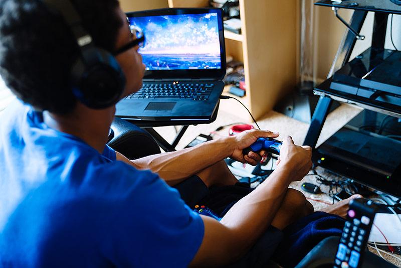 Computer Und Spielsucht