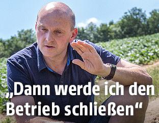 Arbeitgebervertreter in Oberösterreich Bernhard Mayr