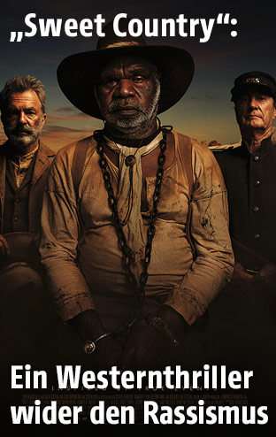 "Filmplakat von ""Sweet Country"""