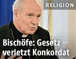 Bischof Schönborn