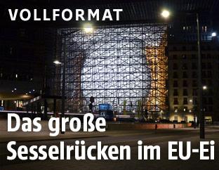 Das neue EU-Ratsgebäude