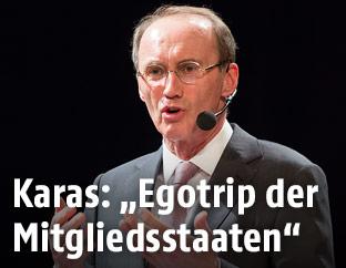 EU-Abgeordneter Othmar Karas (ÖVP)