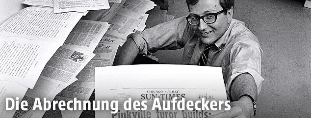 Aufdeckerjournalist Seymour Hersh