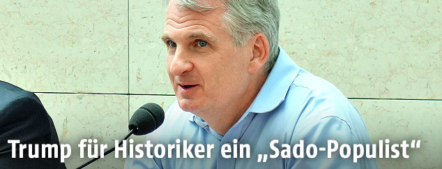 US-Historiker Timothy Snyder