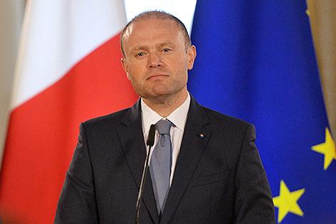Maltas Ministerpräsident Joseph Muscat