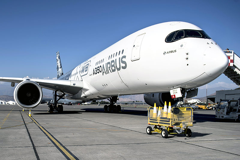 Airbus Flugzeuge