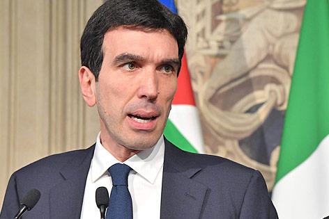 Der neue PD-Chef Maurizio Martina