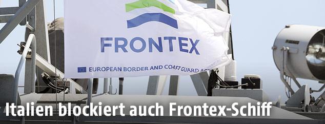 Frontex-Flagge