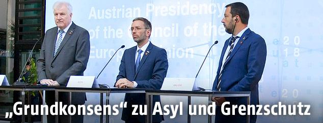 Treffen der Justiz- und Innenminister der EU