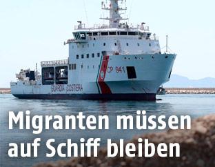 Das schiff Diciotti