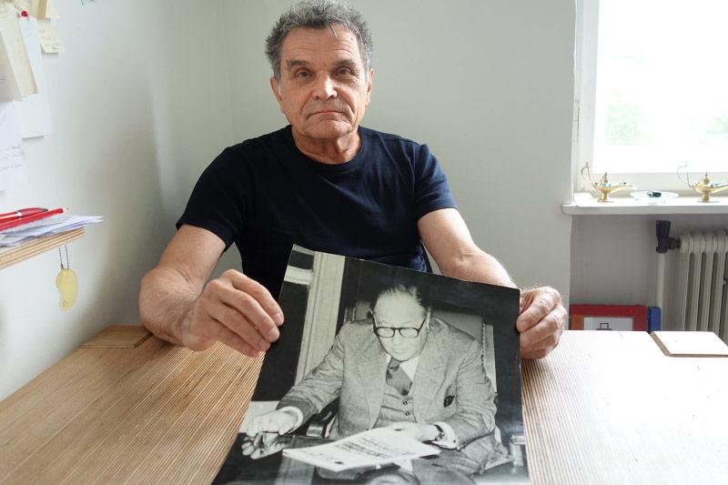 Walter Stach, Künstler